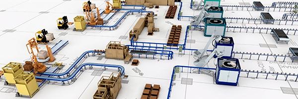 3D Planung - Flüssigabfüllung