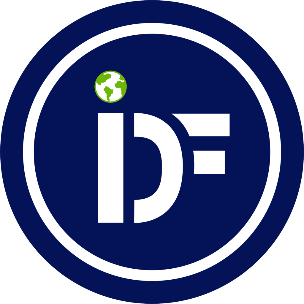 Nachhaltigkeit der IDF GmbH & Co. KG - Corporate Social Responsibility Logo
