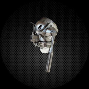Kugelsegment Probenehmer Multi Use Andocksysteme Armaturen Valves Raccords